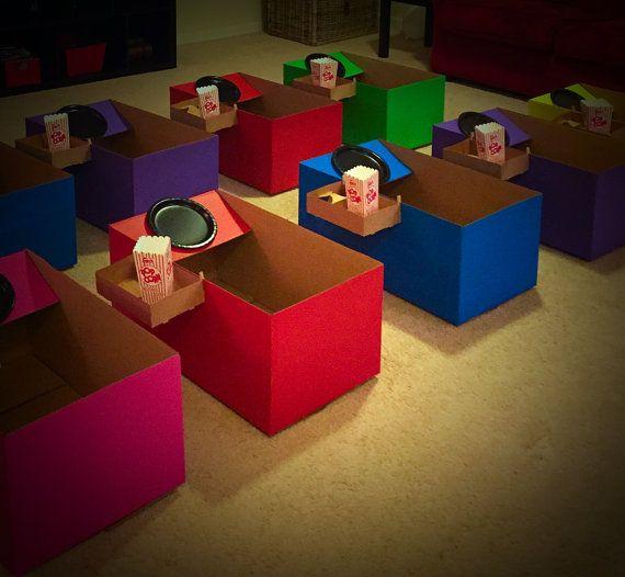 Drive-in Movie Party Kit drive in movie party by BoxedCreations