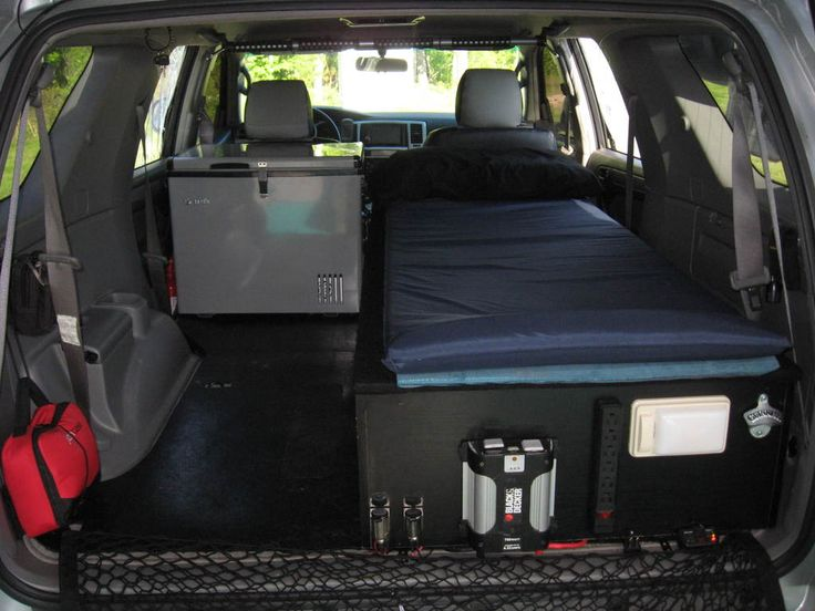 Camping In 4runner Page 2 Toyota 4runner Forum