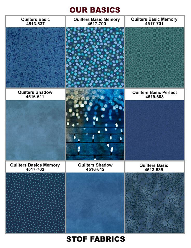 Classic Blue Plate (2015 Pantone Spring Color) with Stof Basic Collections.