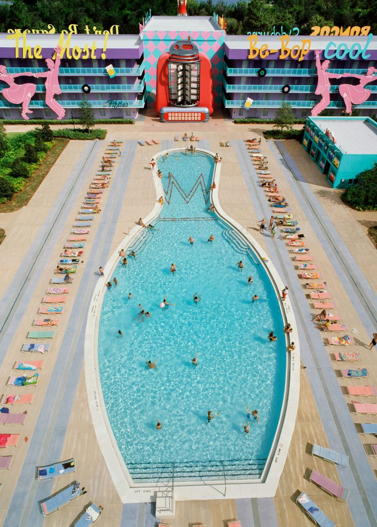 Image result for disney world resort Bowling Pin Pool