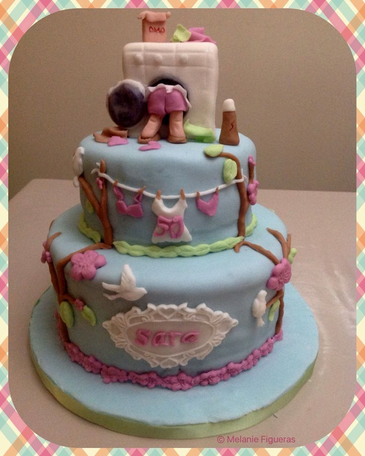 1000+ Ideas About 60th Birthday Cakes On Pinterest