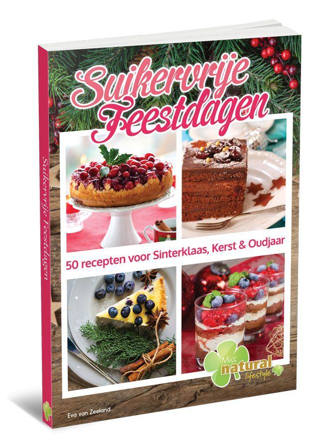 Suikervrije feestdagen afb