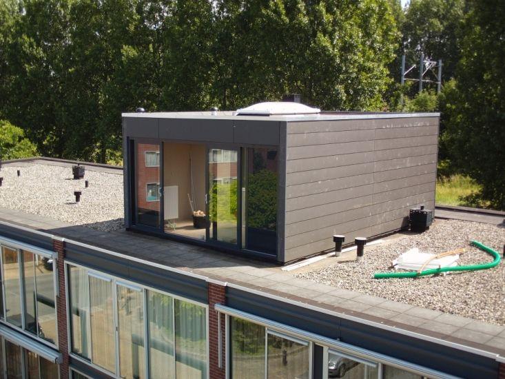 Prefab Leenman Bouw.NL - (Prefab) dakopbouw projecten