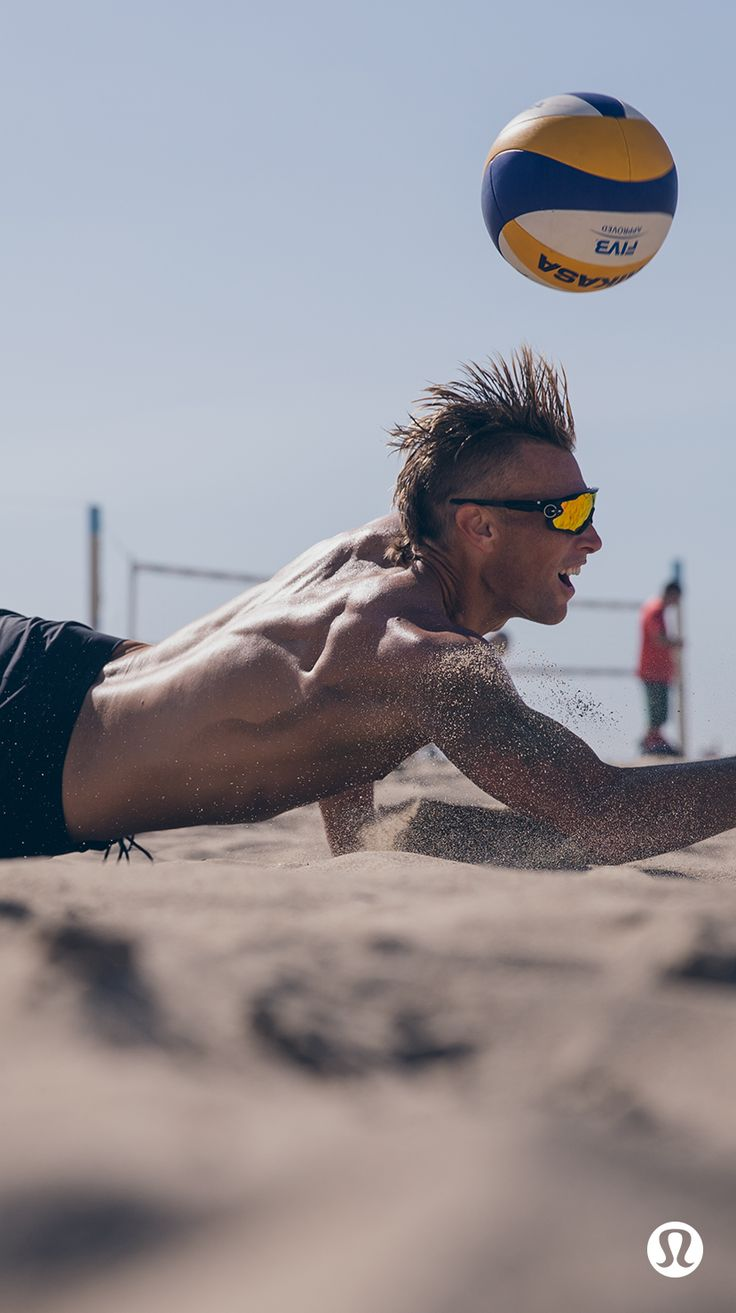 Casey Patterson: Elite ambassador and pro beach volleyball player.