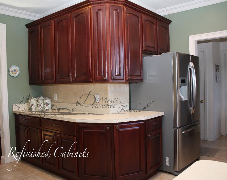 staining oak kitchen cabinets 15 best images about stained oak cabinets on 26596