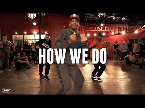 How We Do - The Game ft 50 Cent Choreography by Eden Shabtai Filmed by Tim Milgram   Dancers: Richard Swagg Curtis, Savana Petruzello, Serena Petruzello, Taylo...