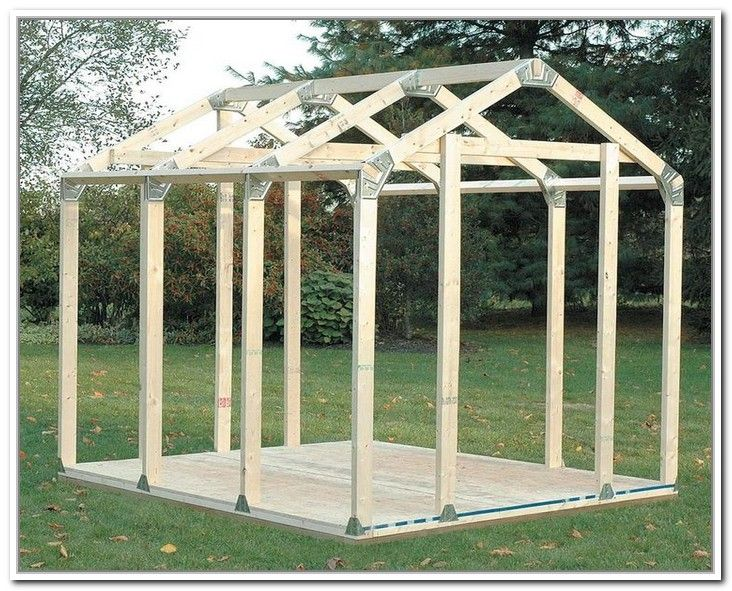 25 best ideas about diy storage shed on pinterest diy for Diy office shed