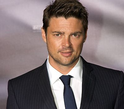 Karl Urban. 'McCoy' in the new STAR TREK movies. Played a convincing Russian assassin in the second Bourne movie.