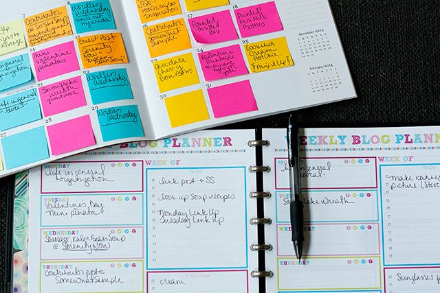 getting organized {life in general}