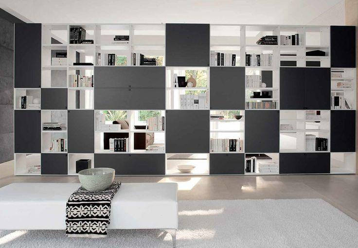 Oltre 25 fantastiche idee su divisori per scaffali su - Ikea scaffali usati ...