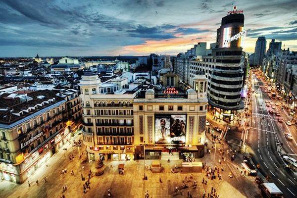マドリッド(Madrid)
