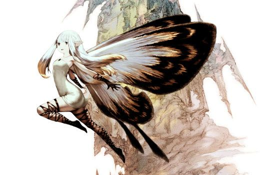 Bravely Default - Airy the Cryst-fairy