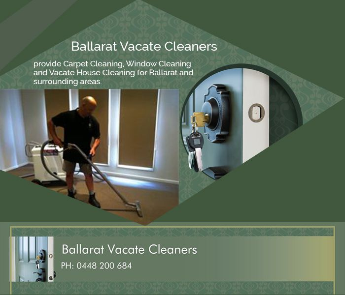 At Ballarat Vacate Cleaners, you can avail our unswerving assistance for carpet cleaning in Ballarat. We celebrate our impeccable reputation of one of the best house cleaners in Ballarat, and carpet cleaning is one of the verticals we specialize in.  Address: 69 Haddon School Road Haddon VIC 3351 Australia Phone No: 0448200684