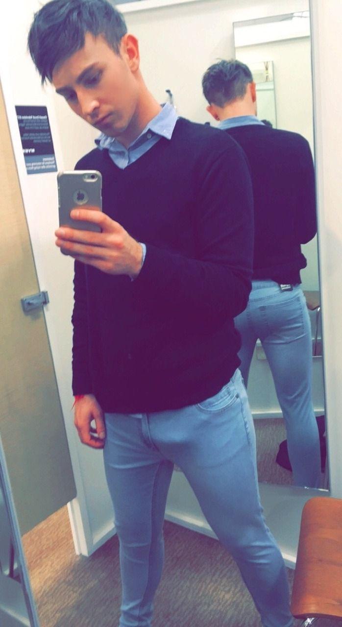 Skinny gay gay