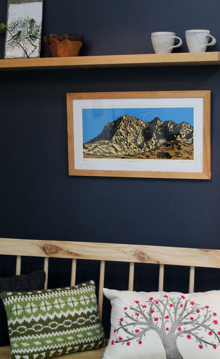 Te Mata Peak, Havelock North, Hawkes Bay.  Inside Cauliflower Household Goods
