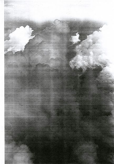 Wolfgang Tillmans, Clouds II, 2008
