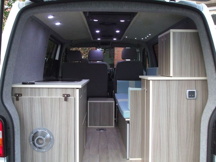 Another Van Without A Rock And Roll Bed Conversions IdeasCamper
