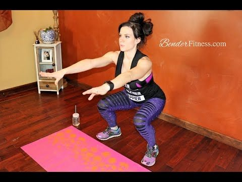 20 Minute Home Per Round HIIT Boot Camp Workout: No Equipment - YouTube