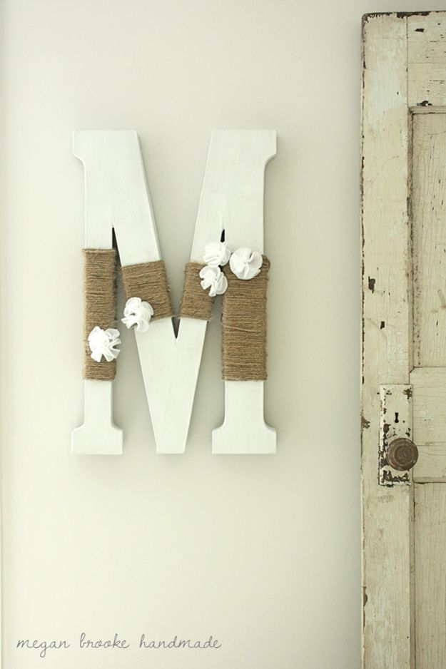 Initial Wall Decor 265 best diy wall letters images on pinterest | lyrics, diy and crafts