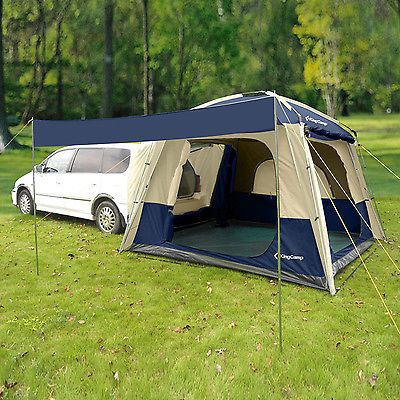 KingCamp 5 Men 3-Season SUV Tent For camping Multipurpose Roomy Waterproof  6951157414599 | eBay