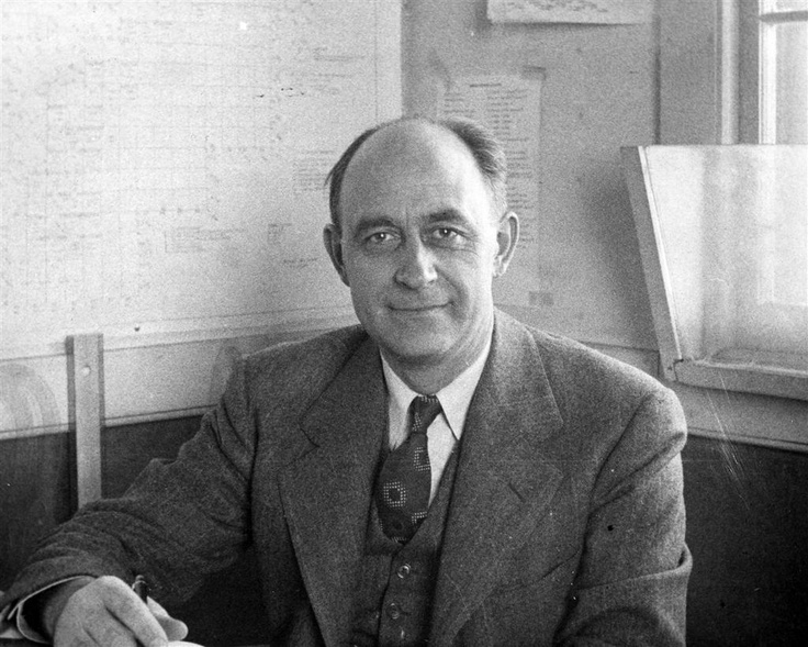 Enrico Fermi lived and breathed physics, with no time out.