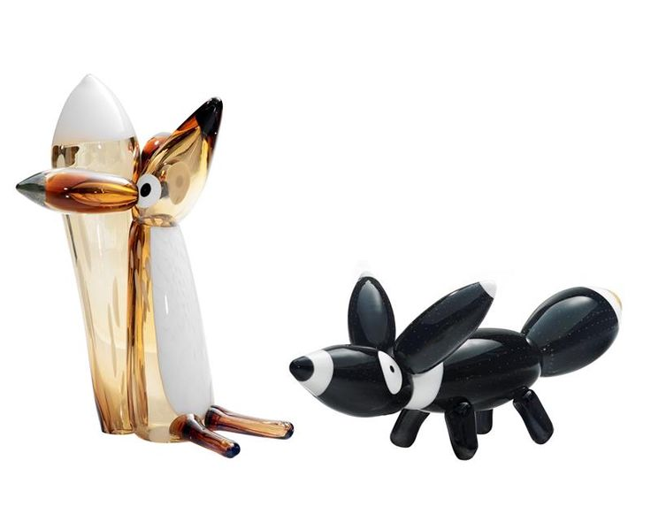 Fabulous foxes by Klaus Haapaniemi for Iittala - Fabulous Finnish | Fabulous Finnish