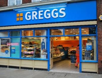 Greggs - the bakery