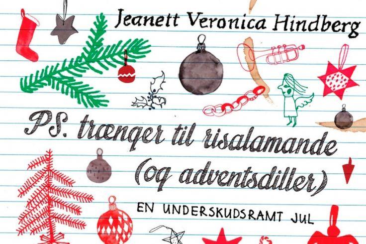 JUL: Bloggeren Jeanette Verconica Hindberg har udvidet og lavet en opdateret udgivelse af hendes dagbog om julen. Det handler om jul og er en oplagt julekalender til folk, som måske har et lidt anstrengt forhold til højtiden. #jul #julerier