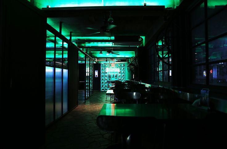 Heineken Draught House_  Design by andbut space design