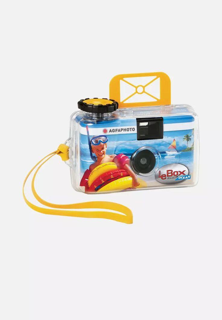 LeBox Ocean Disposable Camera