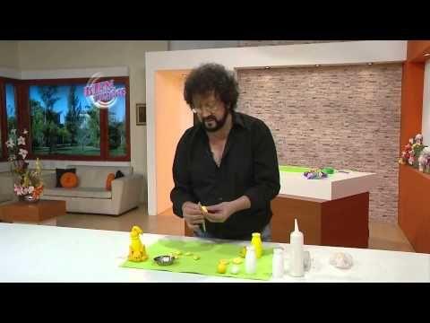 Jorge Rubicce - Bienvenidas en HD - Modela un gatito golosinero con porc...