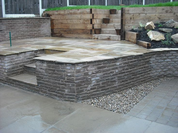 How To Build Stone Patio ~ Http://lovelybuilding.com/get