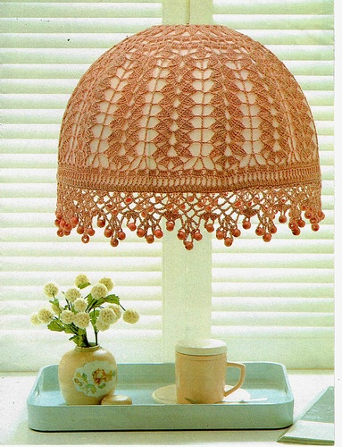 111 best beaded lamp shade images on pinterest lampshades lamp lacy pink beaded lampshade aloadofball Gallery