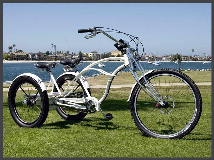 Custom Built Beach Cruizer Trike - Electra Bike Forums