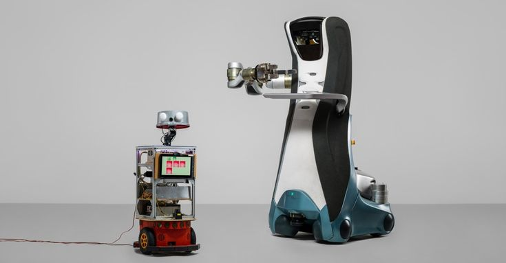 The Robot Revolution in Caregiving As a growing population ages, could computerized assistants provide medical support and companionship?