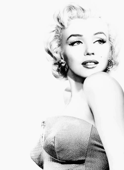 Marilyn Monroe- If you can't handle me at my worst, then you don't deserve me at my best!
