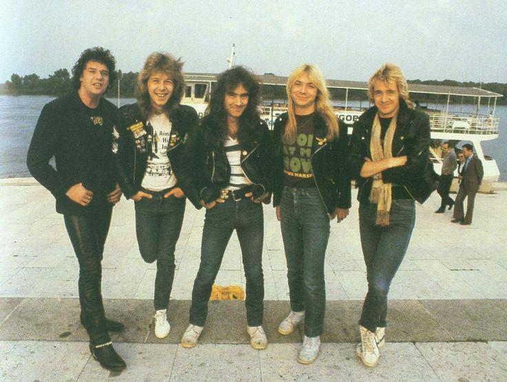 Iron Maiden 1981