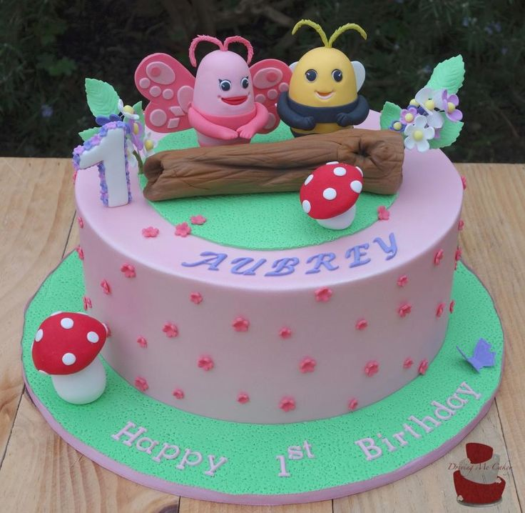 Girly Didi & B Cake
