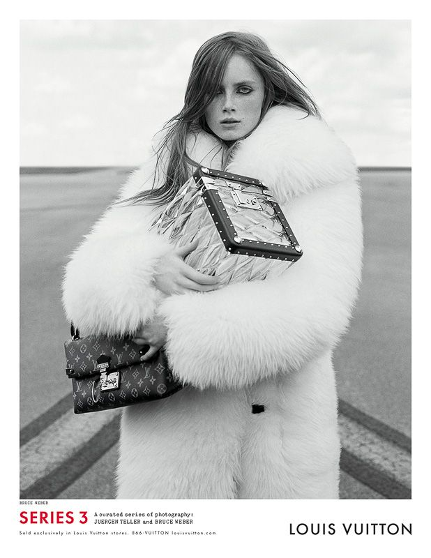 LOUIS VUITTON 2015-16AW Campaign: SERIES 3
