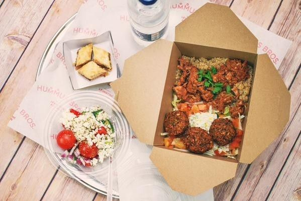Your working lunch just got a whole lot more wholesome. Get your week's lunchbox inspiration at www.redonline.co.uk