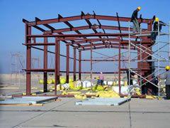 constructora de estructuras metalicas en monterrey