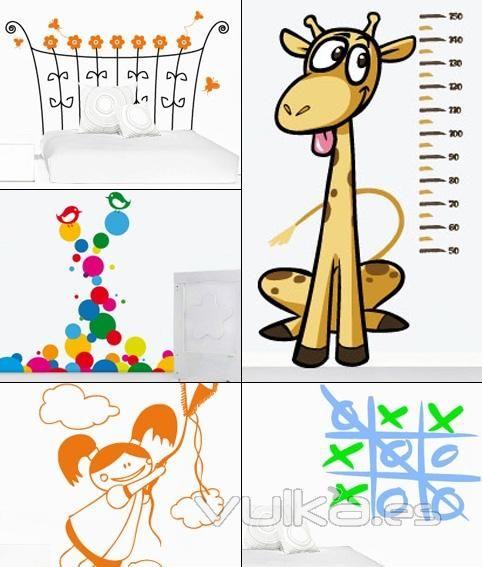 vinilos decorativos infantiles vinilos para nios decoracion paredes