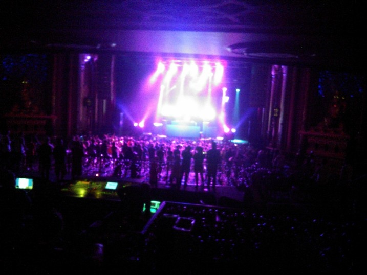 Knife Party gig at Fox Theatre Oakland