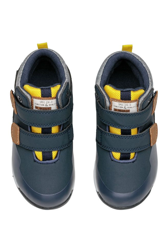 Wodoszczelne Buty Sportowe Ciemnoniebieski Dziecko H M Pl Baby Shoes Shoes Fisherman Sandal