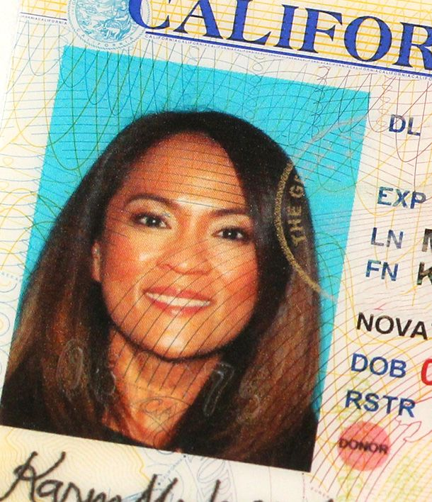 How to take a good driver's license picture. These tips also work with other IDs, too!