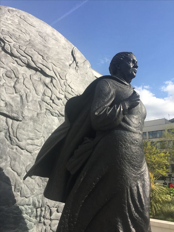 Mary Seacole Sculpture (photo by Henry Boateng)