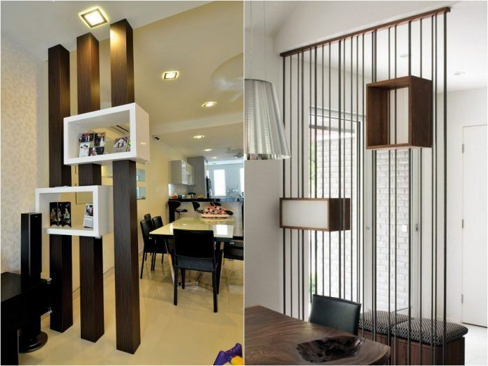 Turn One Room Into Two With 35 Amazing Room Dividers Living Room