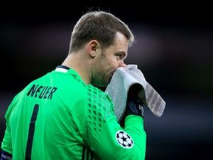Manuel Neuer: 'I have been playing with a metal plate in my foot'