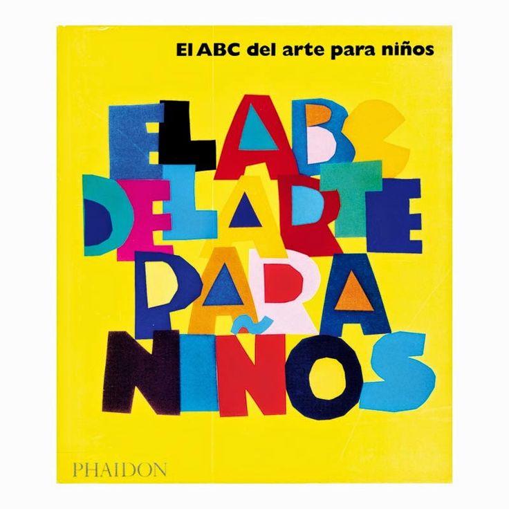 """""""El ABC del arte para niños"""" Este libro aborda las particularidades y el estilo de treinta artistas. Asimismo analiza los diferentes significados y funciones del arte a partir de cuadros, esculturas, fotografías y grabados."""