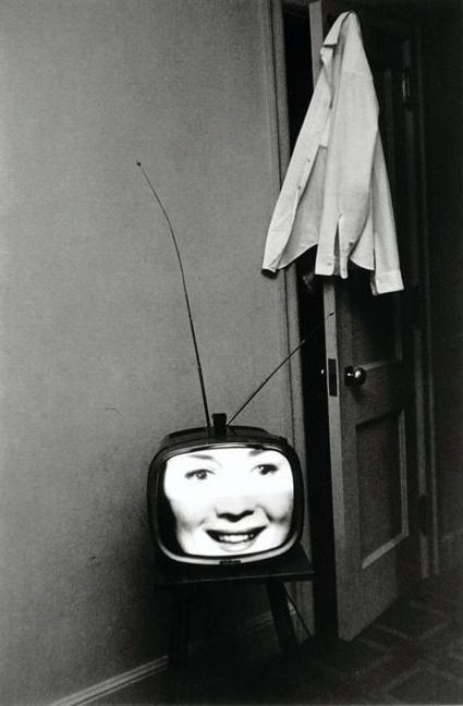 Lee Friedlander, The Little Screens, 1961-1970